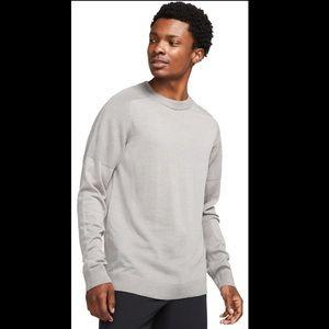 Nike Tiger Woods Knit Golf Sweater Size L NWT